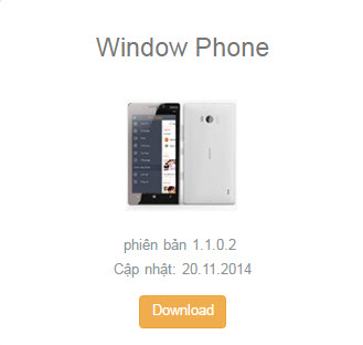 download fpt play cho window phone