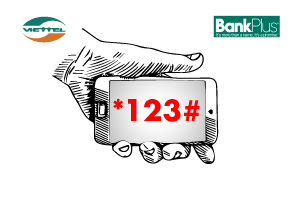 Nạp thẻ gia hạn K+ bằng Bankplus