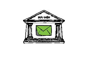 Nạp thẻ gia hạn K+ tại bưu điện
