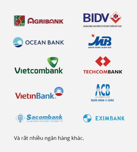 gia hạn cước K+ bằng tài khoản ngân hàng