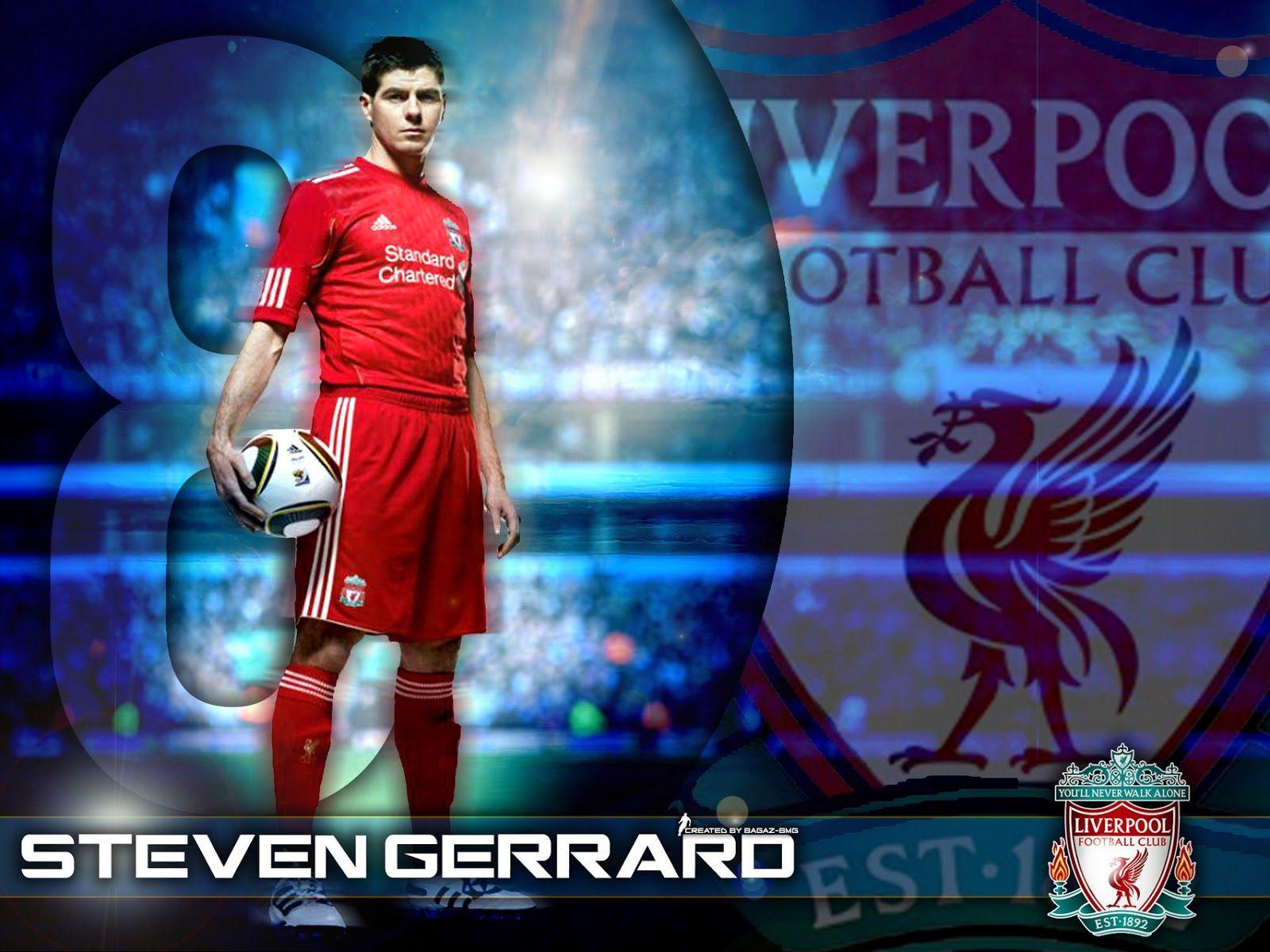 Steven Gerrard - Huyền thoại trong lòng CĐV Liverpool