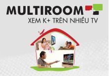 multiroom k+