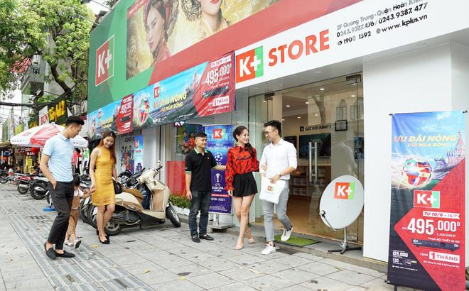 Lắp đặt K+ và gia hạn K+ tại quận Ba Đình, Hà Nội
