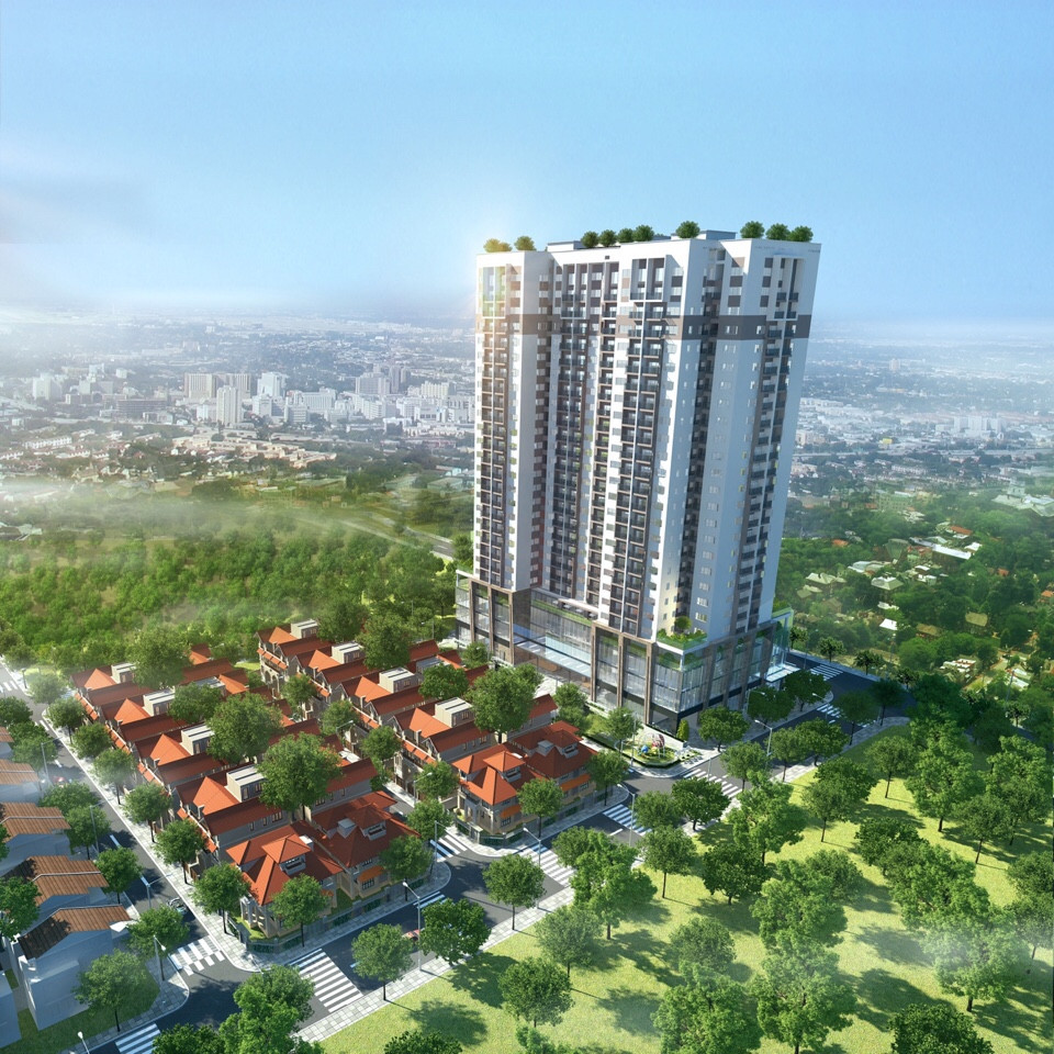 Chung cư Thanh Xuân Complex góc nhìn của nhà đầu tư