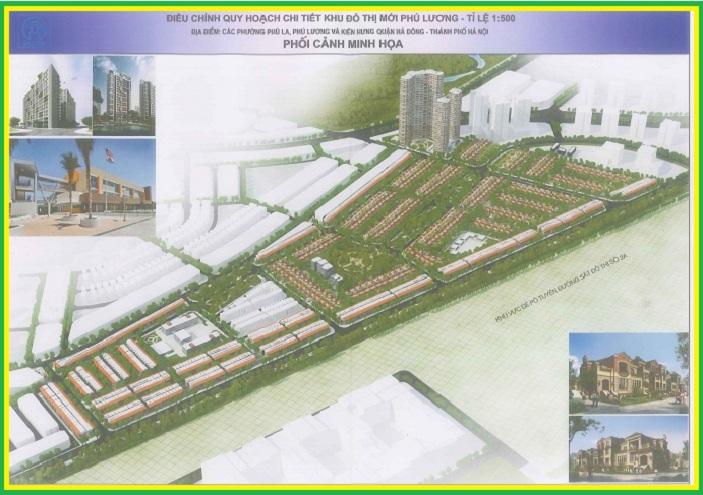 Chủ đầu tư Dự án Phú Lương Hà Đông là công ty, đơn vị nào ?