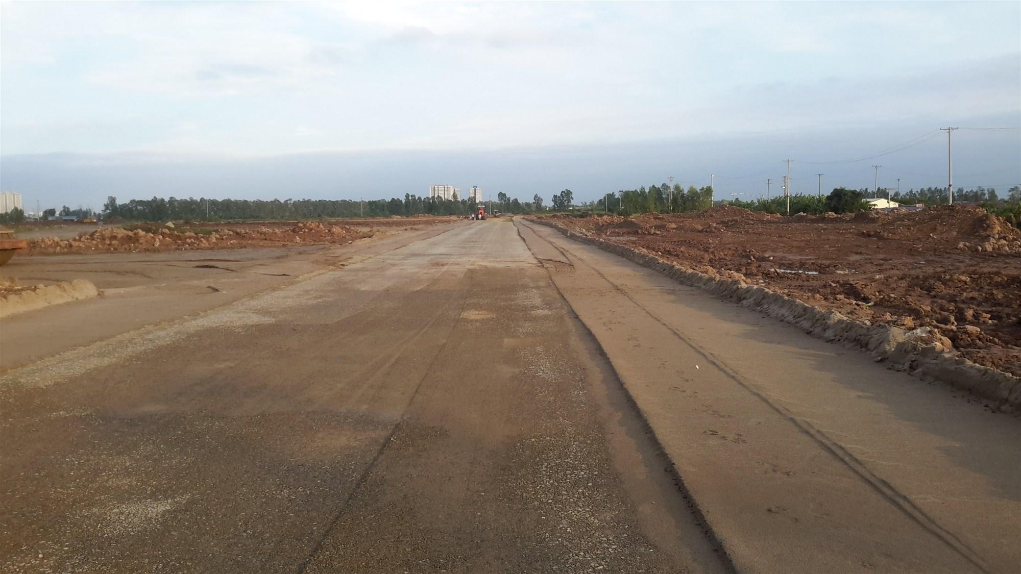 Hướng, diện tích các loại đất liền kề tại Dự án Phú Lương, Hà Đông
