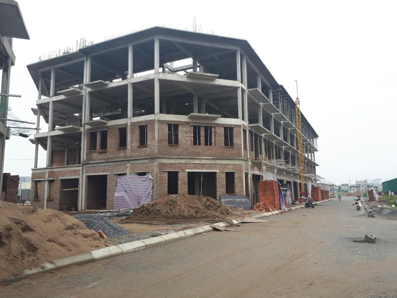 Liền kề LK15 Dự án Khu đô thị mới Phú Lương