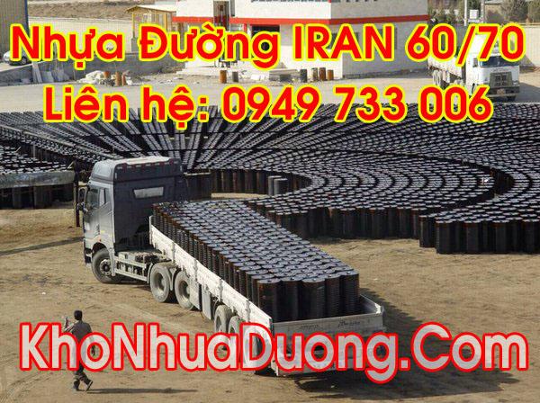Mua bán nhanh nhựa đường IRAN