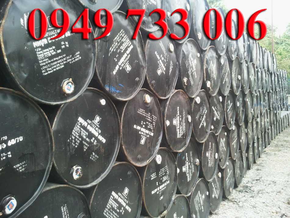 Nhựa đường đóng thùng PETROLIMEX
