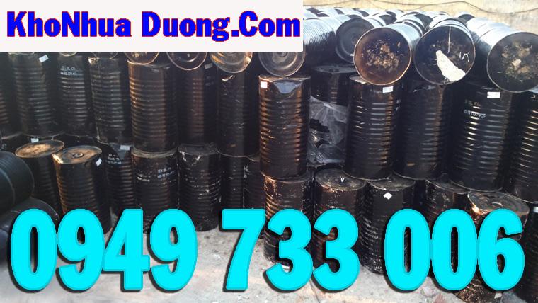 Nhựa đường đóng thùng IRAN M60/70