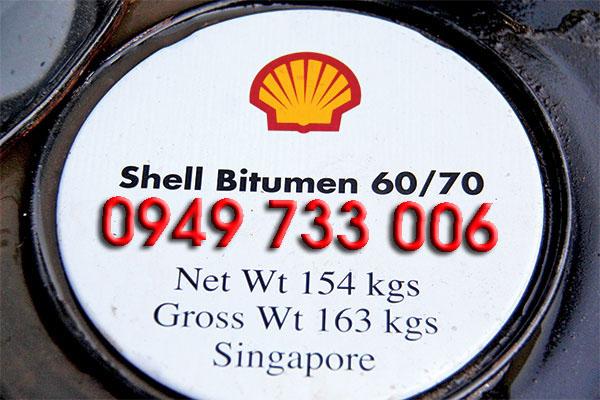 Nhựa Đường Shell - Singapore 154Kg