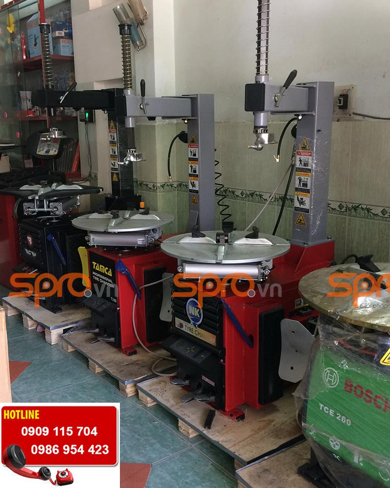 Tiệm sửa xe máy chuyên nghiệp cần những thiết bị gì ?