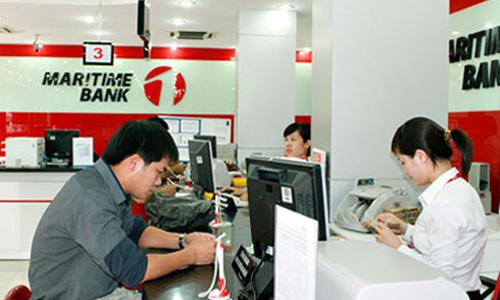 Thanh toán vé máy bay trả sau qua Maritime Bank