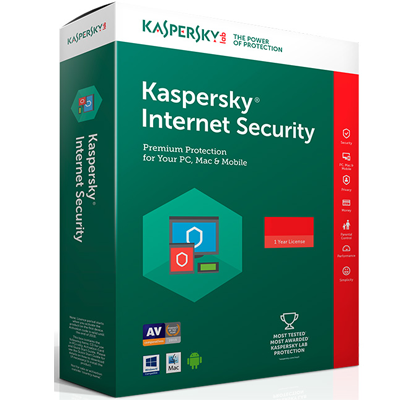 Kaspersky Internet Security 2019 1PC