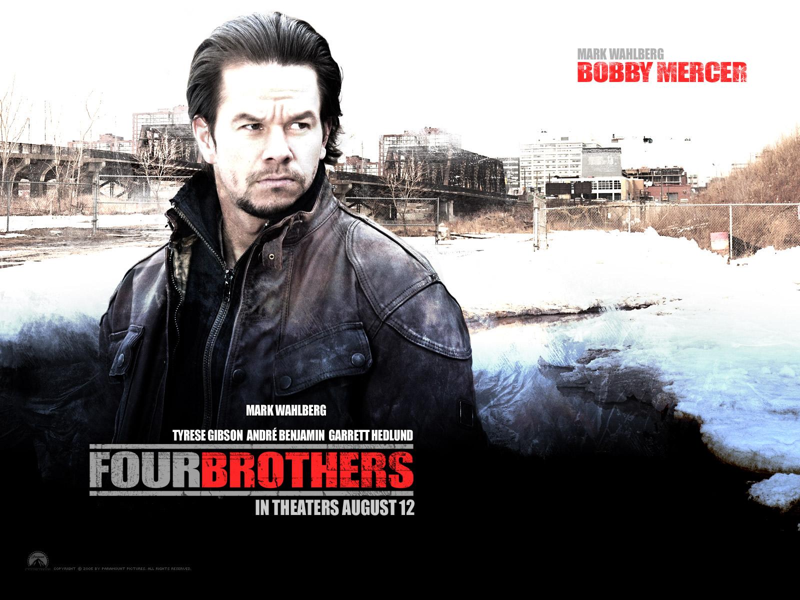 Bốn Anh Em - Four Brothers trên truyền hình Cap Hà Nội