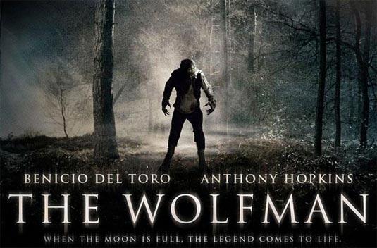 The Wolfman – bí ẩn về người sói được bật mí