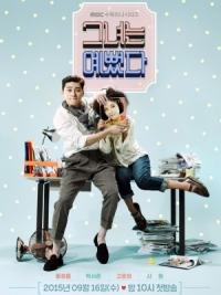 Cô nàng xinh đẹp – Phim Hàn lãng mạn, hài hước