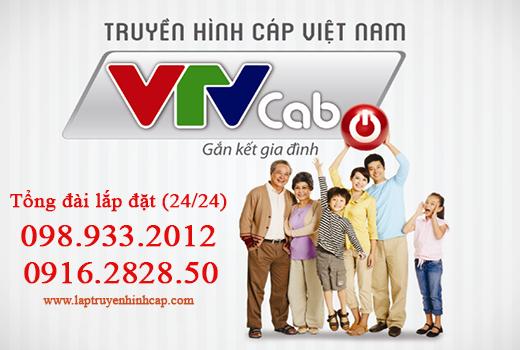 Lắp truyền hình cáp Việt Nam nhanh giá rẻ nhất - 098.933.2012