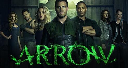 Arrow 2 - Anh hùng giấu mặt