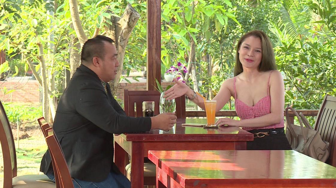 Người tình ảo với cặp đôi Hiếu Hiền và Nancy Nguyễn nóng bỏng