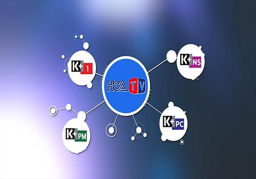 Chương trình phát sóng trên 4 kênh truyền hình độc quyền của K+
