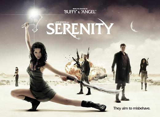 Phi thuyền Serenity - Chuyến đi đầy nguy hiểm