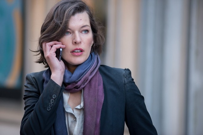 """""""Survivor"""" - Người phụ nữ chống âm mưu khủng bố"""