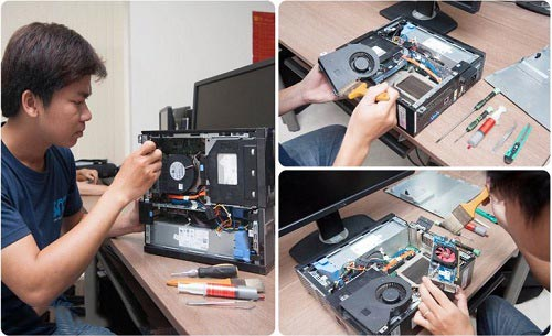 Dịch vụ sửa máy tính tại nhà quận Cầu Giấy giá rẻ nhất