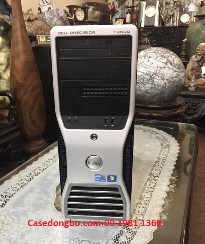 Máy tính để bàn Dell Precision T3500 Workstation