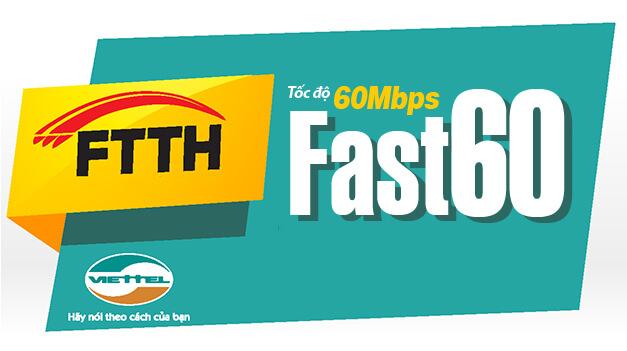 Gói Fast60