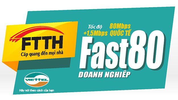 Gói Fast80