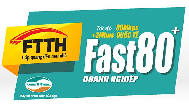 Gói Fast80plus