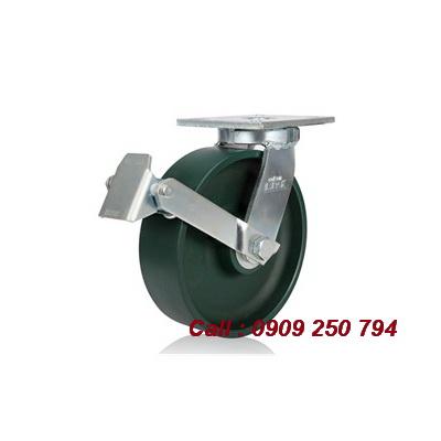 Bánh xe tải nặng, bánh xe chịu tải trọng (1,800-2,025kg) có khóa