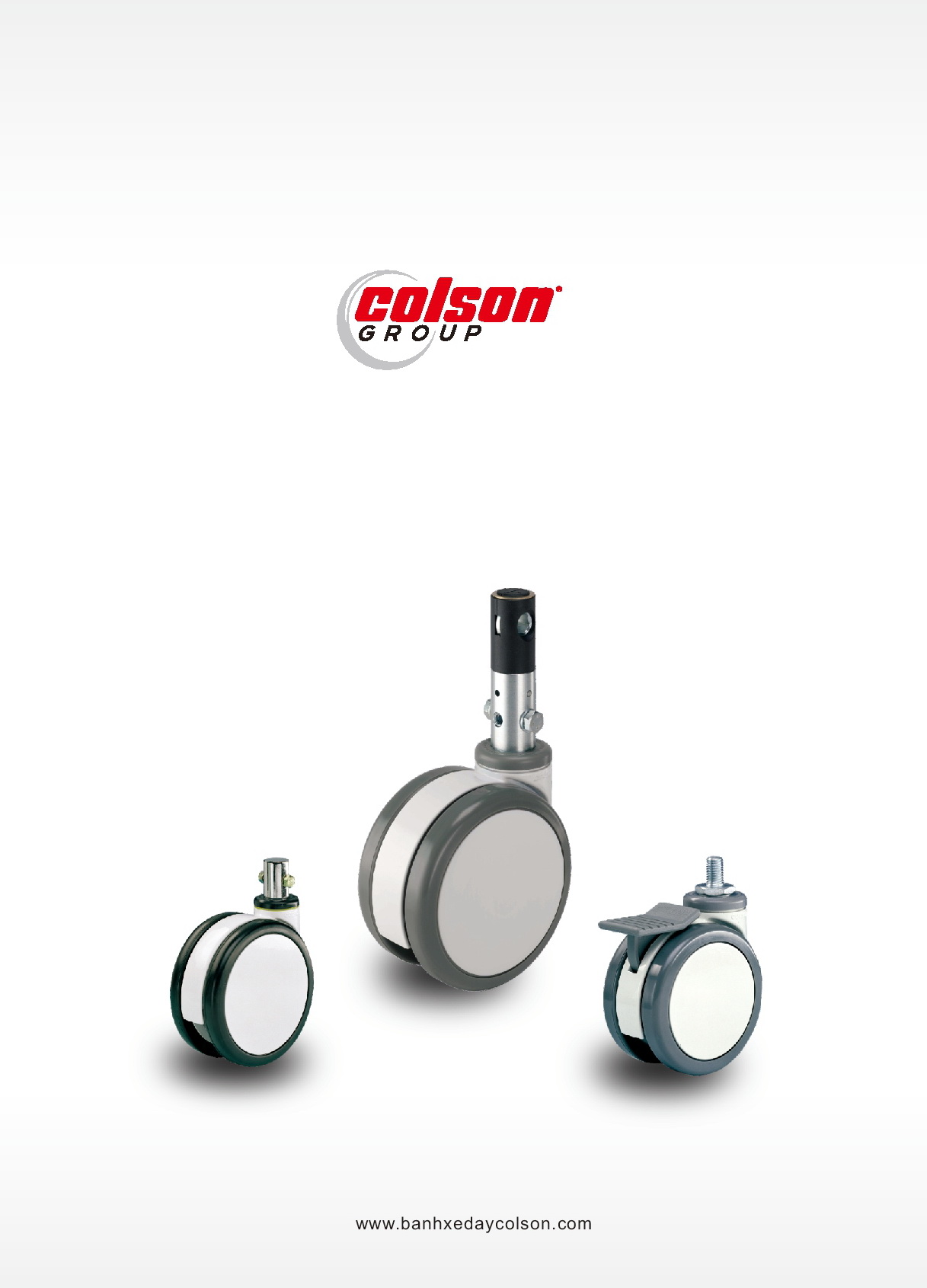 Catalog bánh xe đôi CPT Colson