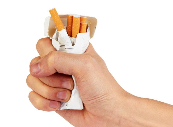 Bí quyết cai thuốc lá thành công đến 95%