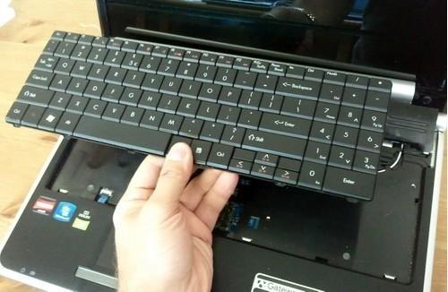 Cách khắc phục khi bàn phím bị liệt