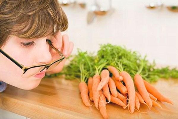 Top những loại thực phẩm tốt cho mắt được bác sĩ khuyên dùng