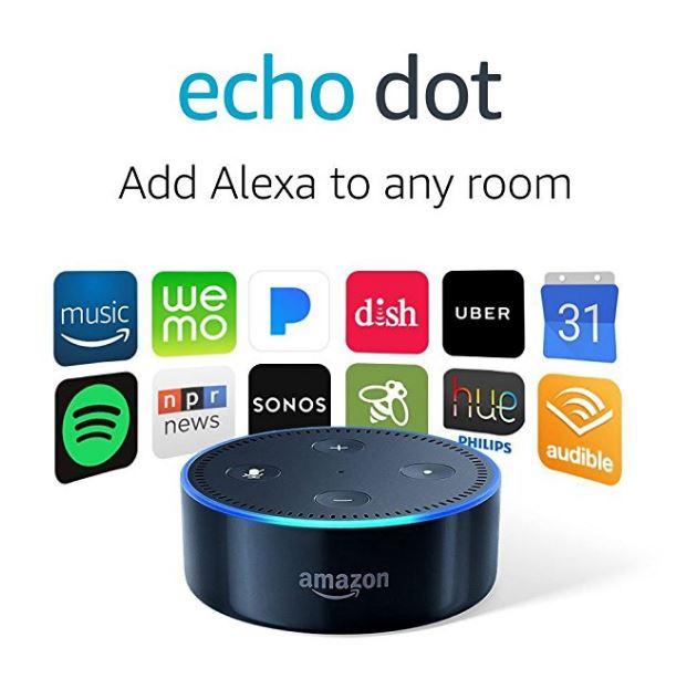 Amazon Alexa Echo Dot (2nd Generation)