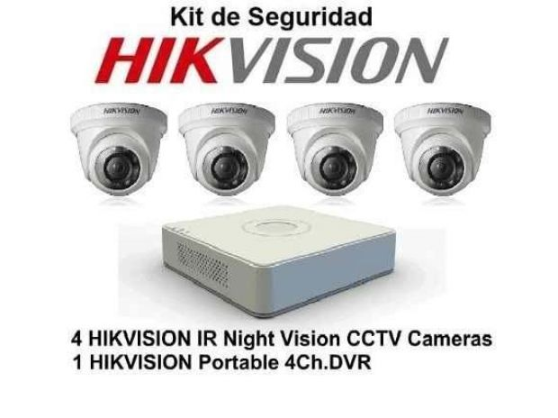 Bộ Combo Camera HiKvision giá rẻ