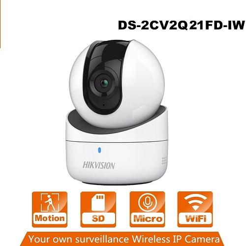 Camera Hikvision DS-2CV2Q21FD-IW/(16G-T/32G-T/64G-T)