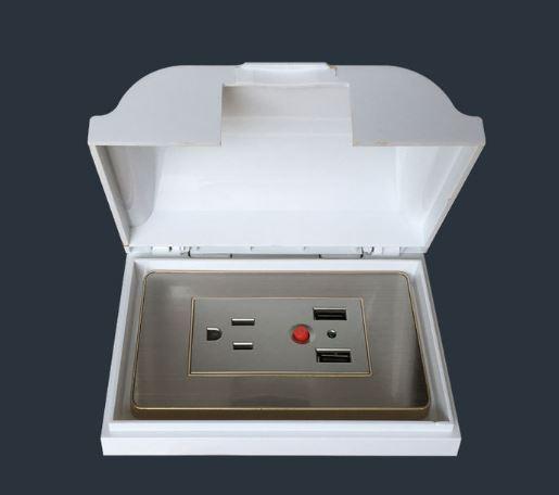 Hộp nấp che chống thấm nước dùng cho ổ cắm VTECH168