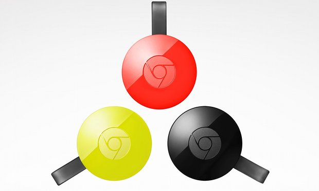 Google chromecast 2015 - TV