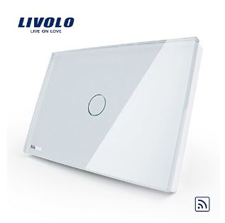 Công tắc cảm ứng điều khiển từ xa Livolo VL-C301R