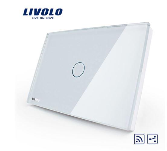 Livolo VL-C301SR Công tắc cảm ứng điều khiển từ xa 2 chiều
