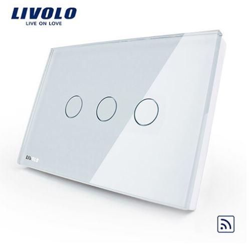 Livolo VL-C303R Công tắc cảm ứng điều khiển từ xa