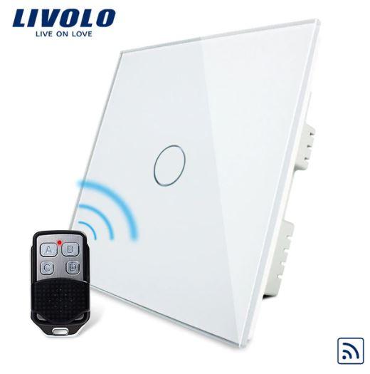 Công tắc cảm ứng điều khiển từ xa Livolo VL-C301R-61/62/63( 1 chiều )