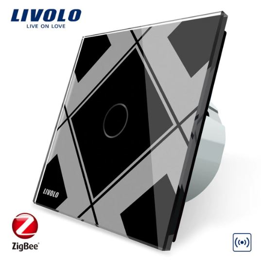 List Livolo & Hub Zigbee Livolo