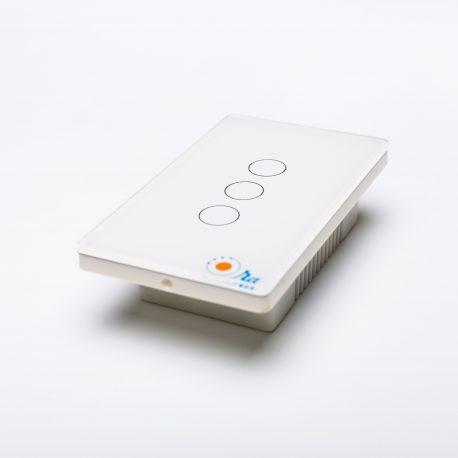 Công tắc cảm ứng điều khiển từ xa Ora 3 phím bấm