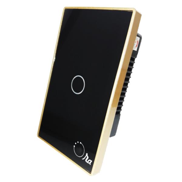 Công tắc cảm ứng Ora - 1 nút – Hệ remote