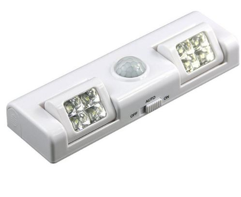 Công tắc đèn cảm ứng - LED Night Light Bulb Auto PIR Motion Sensor